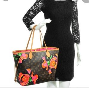 🌷Stephen spruce Louis Vuitton roses 🌷